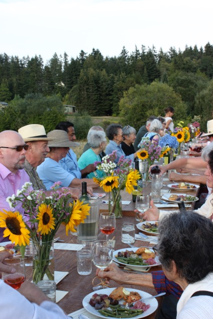 Farm To Table Foodshed Dinners Educultureeduculture